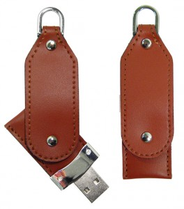 Leather_USB_stick_swivel